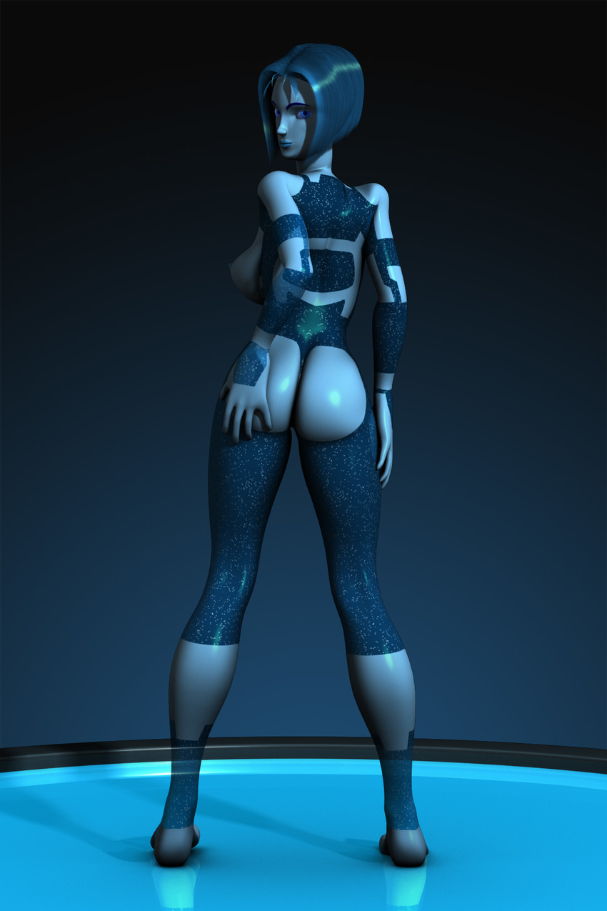 Cortana halo sexy naked picture