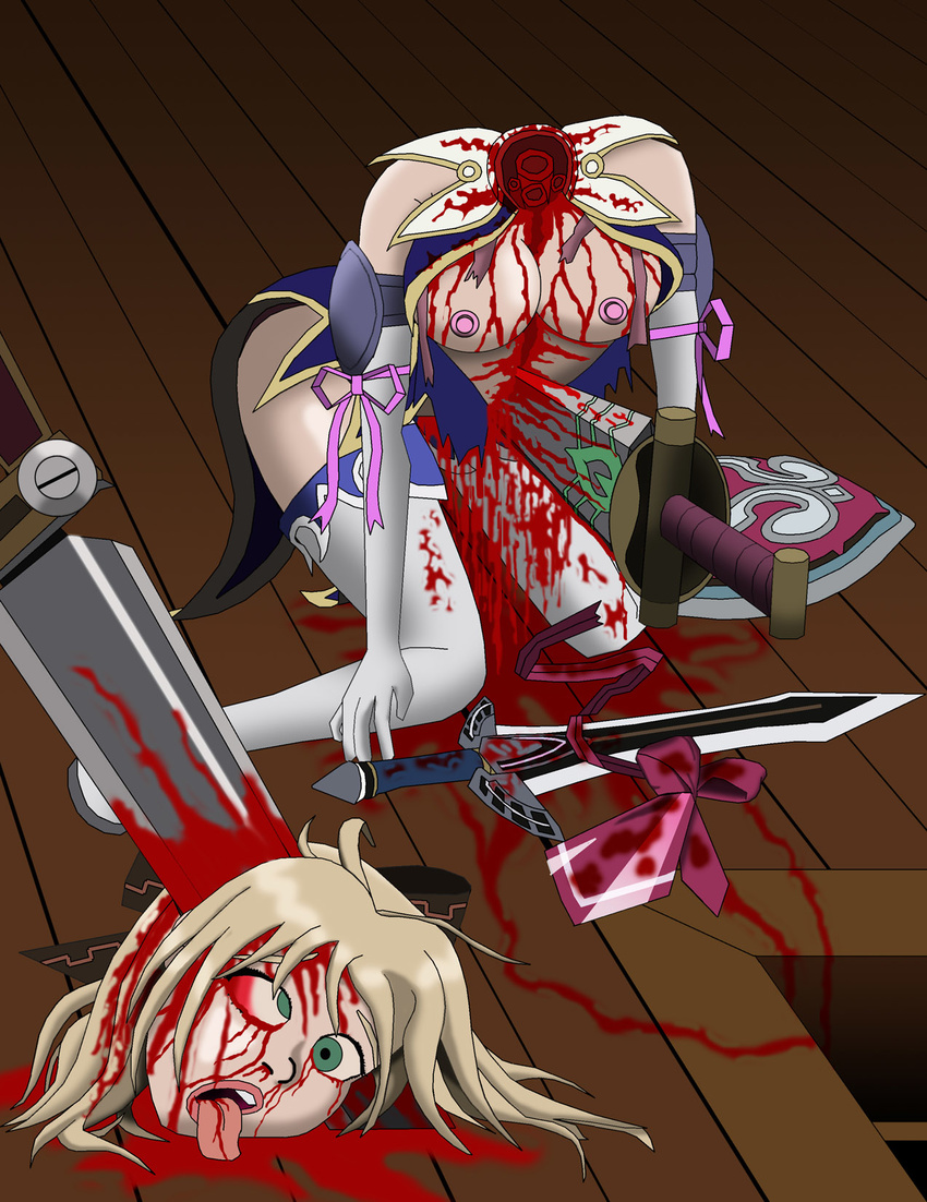 Death blood hentai hentay images