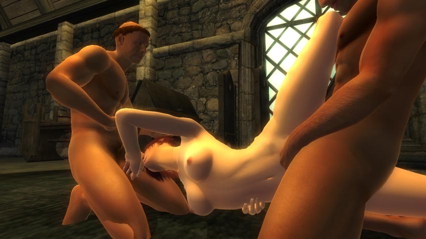 Обливион проститутки для