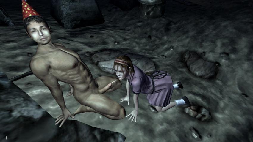 порно фото девушек из игры фоллаут 3