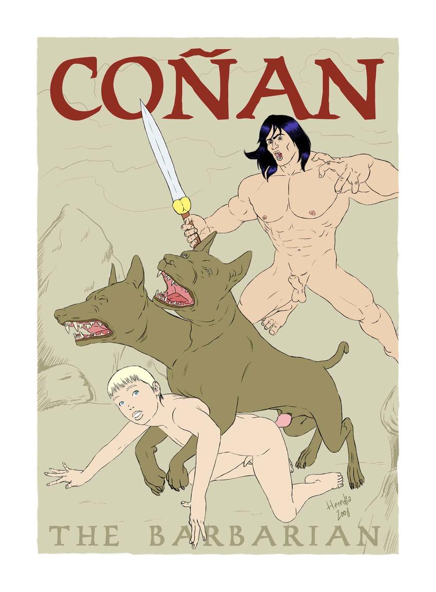 Porn conan the barbarian gif hentai photos