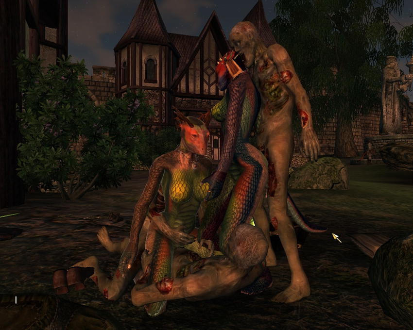 порно квесты на обливион
