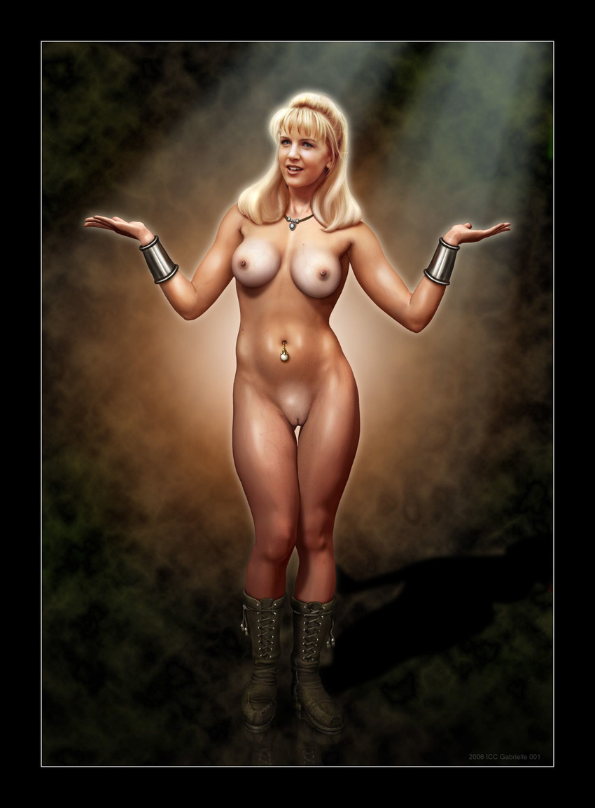 Naked warrior princess erotic gallery