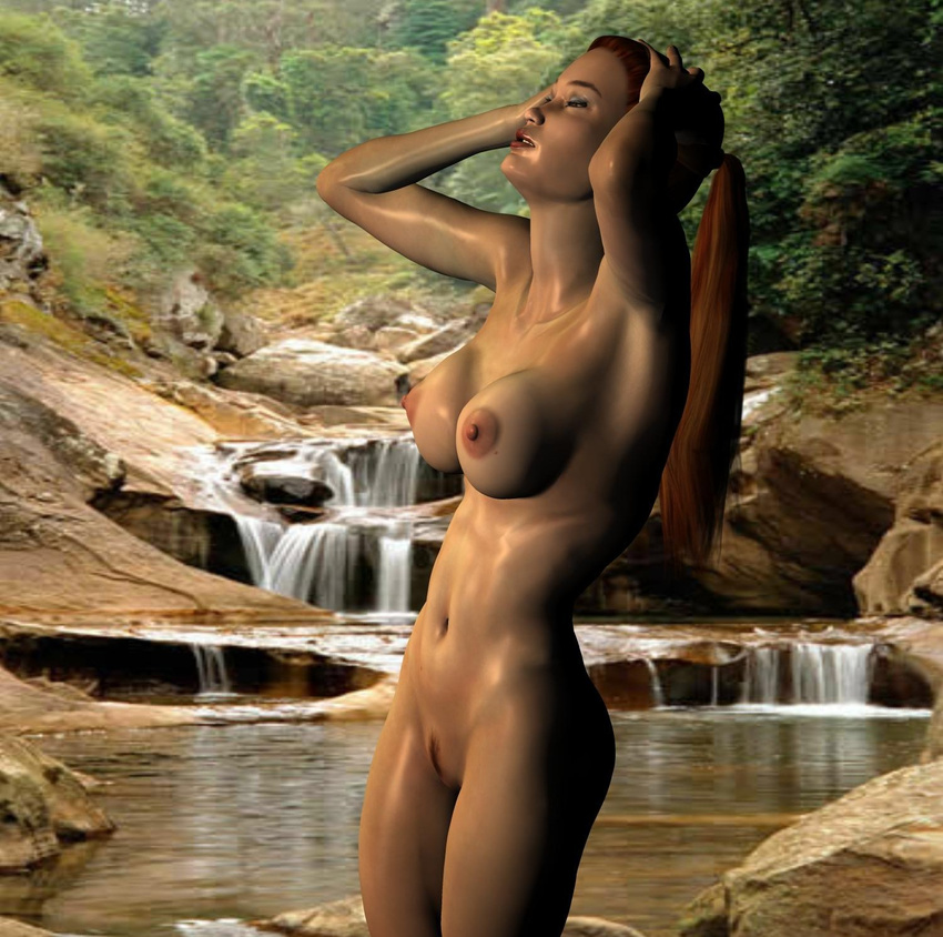 tomb raider голая фото