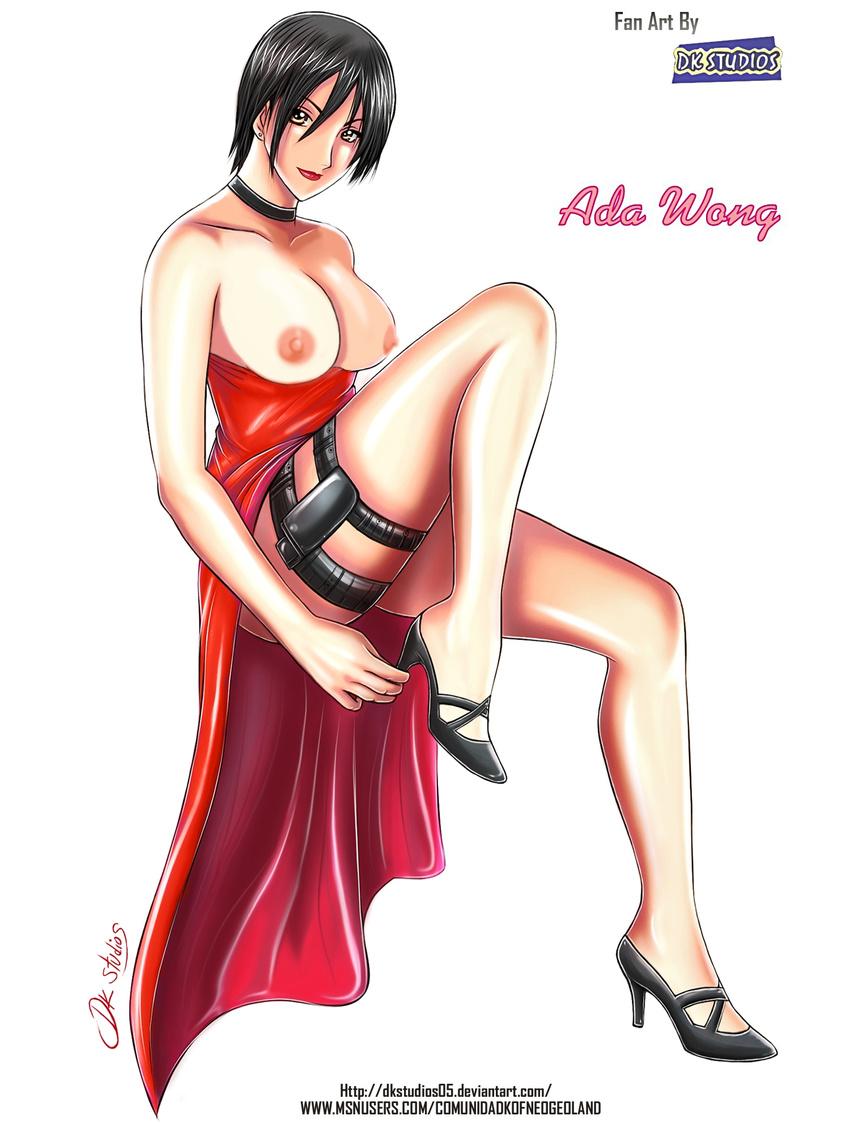 Sexo ada wong nude image