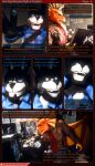 2018 3d_(artwork) animatronic anthro bloom box breasts camera chair comic detachable detachable_head dialogue digital_media_(artwork) dragon dragon-v0942 english_text fan_(disambiguation) five_nights_at_freddy's freddy_(fnaf) german_text inside lagomorph machine male mammal mathew_kelly monitor odrios patreon robot robot_parts scalie security_camera smile source_filmmaker surveillance_camera tablet text video_games wings