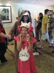 awesome catgirl child cosplay female fursuit human pedobear photo real uhoh