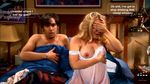 fakes kaley_cuoco kunal_nayyar penny rajesh_koothrappali the_big_bang_theory