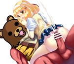 akaoni meme pedobear pretty_cure smile_precure yayoi_kise