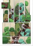 anal anal_penetration anthro balls brother comic cum cum_on_face donatello_(tmnt) erection eyes_closed father father_and_son fellatio gay group group_sex handjob incest leonardo_(tmnt) licking male mammal michelangelo_(tmnt) momorawrr oral oral_sex orgy parent penetration penis raphael_(tmnt) rat reptile rodent scalie sex sibling son splinter teenage_mutant_ninja_turtles tongue turtle vein