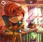 glitcher nicole_the_lynx sally_acorn sega sonic_(series)