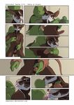 absurd_res anal anal_penetration anthro balls comic donatello_(tmnt) duo erection eyes_closed father father_and_son gay hi_res kissing licking male mammal momorawrr nude parent penetration penis rat reptile rodent scalie semi_incest son splinter teenage_mutant_ninja_turtles tongue tongue_out turtle