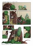 anal anal_penetration balls brothers donatello_(tmnt) erection father father_and_son fellatio gay group kissing leonardo_(tmnt) licking male mammal michelangelo_(tmnt) momorawrr oral parent penetration penis raphael_(tmnt) rat reptile rodent scalie semi_incest sex sibling son splinter teenage_mutant_ninja_turtles tongue tongue_out turtle