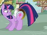 blush diaper embarrassed feces feral friendship_is_magic my_little_pony peeing scat twilight_sparkle_(mlp) urine