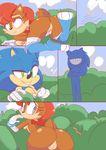 cloudz sally_acorn sega sonic_(series) sonic_the_hedgehog