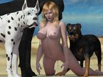 3d bestiality big_breasts bite breasts canine canis3 cum dog female feral forced great_dane human interspecies mammal peril rottweiler sara