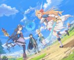 animal_ears heels princess_connect princess_connect!_re:dive sword tagme thighhighs weapon