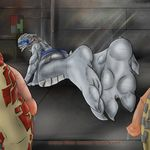 alien armor barkeeper bartender big_penis bioware club_(disambiguation) dark effect feet foot-fetish invalid_tag krogan lounge male mass mass_effect paws penis robin_the_fox robinthefox schlong solo star turian video_games
