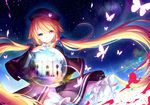 1girl blonde_hair blue_eyes highres hika_(cross-angel) long_hair magi_in_wanchin_basilica solo twintails xiao_ma