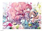 alice_margatroid alice_margatroid_(young) cierra_(artist) dress gap no_bra ringlet touhou