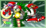 2016 anthro avian bird christmas eamze eyewear female goggles group hi_res holidays jet_the_hawk male smile snow sonic_(series) sonic_riders storm_the_albatross video_games wave_the_swallow