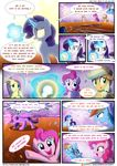 2017 applejack_(mlp) comic dialogue english_text equine fluttershy_(mlp) friendship_is_magic glowing glowing_eyes horn horse light262 mammal my_little_pony pegasus pinkie_pie_(mlp) pony possession rainbow_dash_(mlp) rarity_(mlp) text twilight_sparkle_(mlp) unicorn winged_unicorn wings
