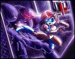 female machine robot sally_acorn solo sonic_(series) zeiram0034