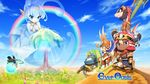 animal_ears esna ever_oasis grezzo miu_(ever_oasis) monster monster_girl nintendo shizuma_yoshinori tethu wallpaper