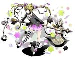 divine_gate heels tagme thighhighs weapon
