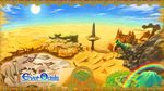 ever_oasis grezzo landscape nintendo wallpaper