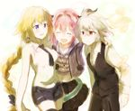 astolfo_(fate) fate/apocrypha fate/stay_night jeanne_d'arc jeanne_d'arc_(fate) kaopen sieg_(fate/apocrypha) trap