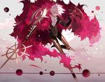 armor fate/apocrypha fate/stay_night karna_(fate) male moemoe3345 weapon