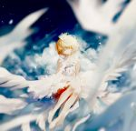 card_captor_sakura dress kinomoto_sakura tagme wings