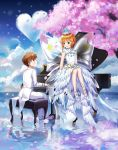 card_captor_sakura dress heavenlove kinomoto_sakura li_syaoran