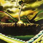 animated animated_gif cloud cloudy_sky dragon dragon_ball floating glowing lowres screencap shenlong sky