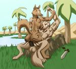 2012 anthro balls big_balls big_butt breasts butt canine cowgirl_position digital_media_(artwork) domination duo female female_domination fluffy fluffy_tail forced gnoll grin hand_on_chest lagotrope lying male male/female mammal melee_weapon nude oasis on_back on_top outside paint palm_tree penetration penis plump_labia pussy pussy_juice raised_tail river sand sex sharp_teeth sitting sky smile sword tattoo teeth tgchan tree vaginal vaginal_penetration weapon