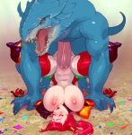 2018 abs animal_humanoid animated anthro anvil_position big_breasts blue_skin bouncing_breasts breasts claws clothed clothing confetti deep_penetration domination duo erection female forced hair heavy_breathing holding_arms humanoid invalid_tag joixxx larger_male legs_up linmei lizardman loop machine male male/female male_on_top metroid muscular muscular_male nintendo nipples on_ground on_top open_mouth partially_clothed pecs penetration penis pink_hair pinned ponytail power_armor sex size_difference soul_calibur spreading tail_wave teeth vaginal vein veiny_penis video_games