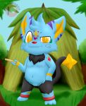 charmandrigo cub female koliora nintendo nipples pokémon pokémon_(species) pussy shinx slightly_chubby tribal video_games young