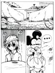 black_and_white comic comic_page disney doujinshi female flower human kingdom_hearts loretoons male mammal manga minnie_mouse monochrome mouse plant riku_(kingdom_hearts) rodent rose round_ears spanish_text square_enix text traditional_media_(artwork) translated video_games