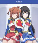 aijou_karen digital_version disc_cover kagura_hikari shoujo_kageki_revue_starlight uniform