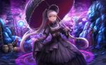 gothic_lolita lolita_fashion lunacle tagme umbrella