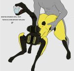 ambiguous_gender boston_dynamics duo futuristic human living_machine machine male male/ambiguous mammal methados nude penetration robot spotmini text