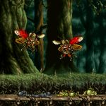 2girls animated blackcity164 guro insects metal_slug multiple_girls