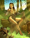 ewok miravi princess_leia_organa return_of_the_jedi star_wars