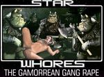 gamorrean princess_leia_organa return_of_the_jedi star_wars tagme