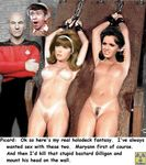 Pity, Gilligans island fake nude sites assured it